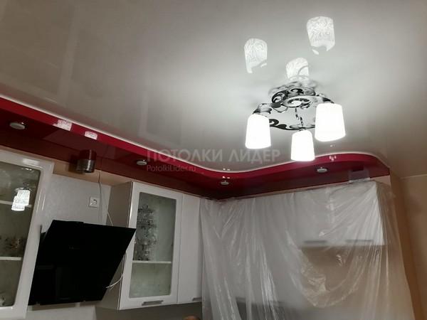 Двухуровневые потолки №2