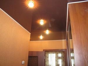 Г-образные натяжные потолки - Фото 2
