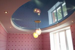 Маленький натяжной потолок - Фото 1