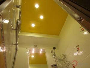 Маленький натяжной потолок - Фото 2