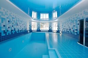 Натяжные потолки для бассейнов - Фото 2