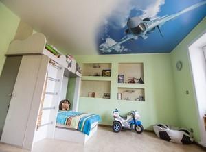 Натяжные потолки для мальчиков и девочек - Фото 1