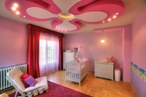 Натяжные потолки для мальчиков и девочек - Фото 2