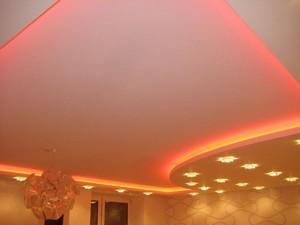 Натяжной потолок или гипсокартон что лучше - Фото 2