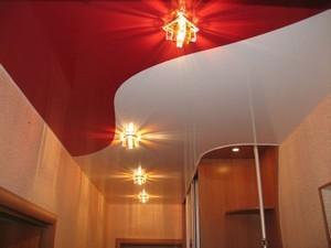 Натяжные потолки со спайками - Фото 1