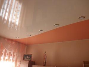 Натяжные потолки со спайками - Фото 2