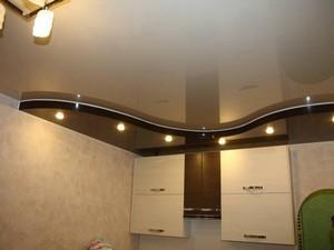 Натяжной потолок в хрущевке - Фото 2