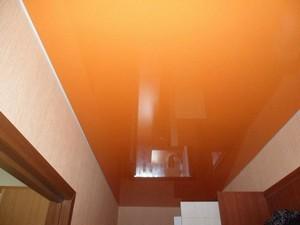 Натяжные потолки в прихожей - Фото 2