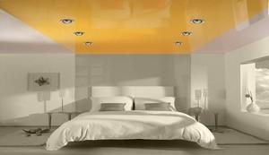 Натяжной потолок: ПВХ или тканевый? - Фото 2