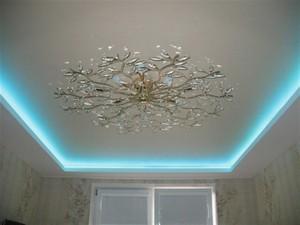 Недорогие красивые потолки - Фото 1